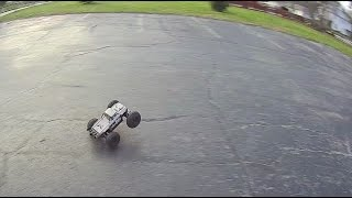 ARRMA - Outcast 6S BLX - First Run on 6S