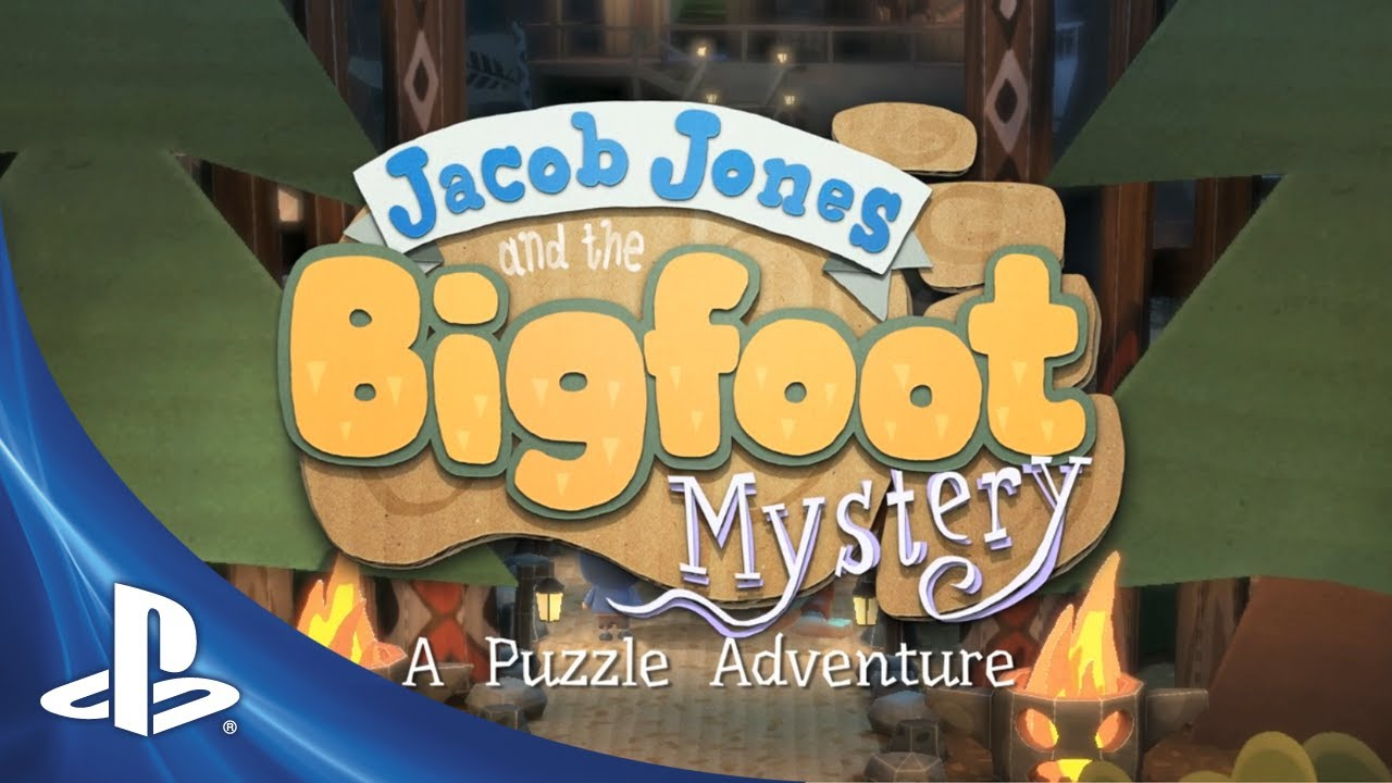 Episodic Adventure Jacob Jones and the Bigfoot Mystery Coming Soon to PS Vita