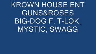 Guns and roses-BIG DOG,T LOK,MYSTIC,SWAGG