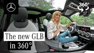 [오피셜] Off-Road with Miss Germany | The New GLB in 360°