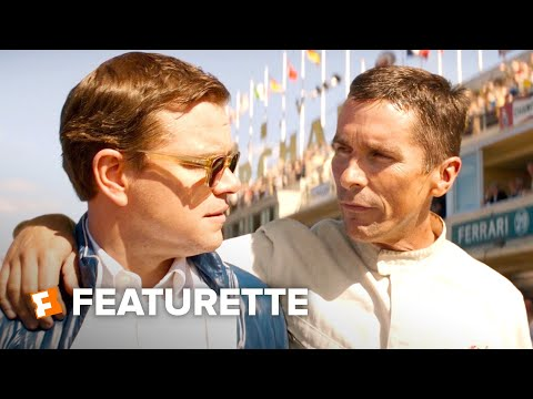 Ford v Ferrari Exclusive Featurette - Legendary (2019) | Movieclips Coming Soon