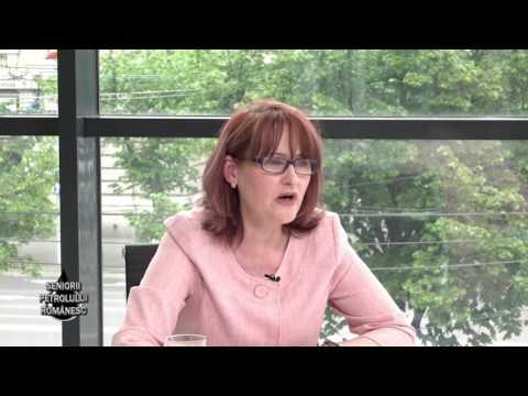 Emisiunea Seniorii Petrolului Românesc – 13 mai 2017 – Invitat, Daniela Popovici