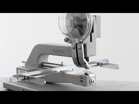 Manual Eyelet Machine