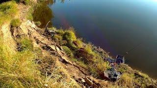 Рыбалка на реке в июле наживки