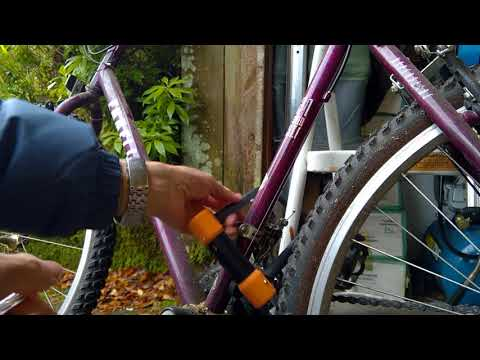 Shunfa U-lock, Bike Lock Review
