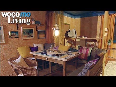 Orientalisches Wohnzimmer einrichten - Tapetenwechsel (BR) | Staffel 6 - Folge 6