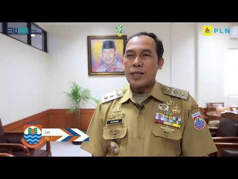 PLN Cimahi : PLT. Walikota Cimahi Bapak Letkol (Purn) Ngatiyana sudah Download New PLN Mobile