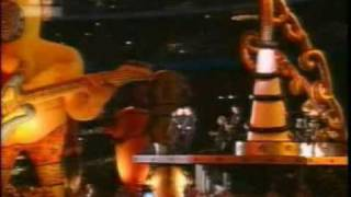 midnight oilthe beds are burning live