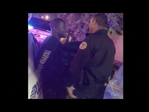 Hannibal Buress Arrested In Miami Florida - Actor Comedian Trespassing