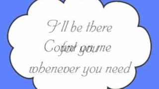 Fool's Garden - Count On Me