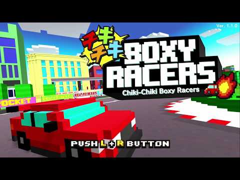 Chiki-Chiki Boxy Racers Launch Trailer thumbnail