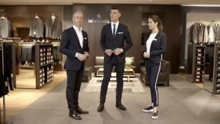 Dresscode: Dunkler Anzug - Kniggebenefit - Knigge und Stiltrainer Michael Mayer erklärt:
