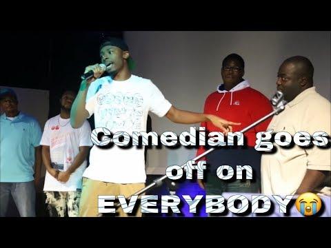 Comedian Roasts Everyone on Stage! (MUST WATCH) | Tutweezy
