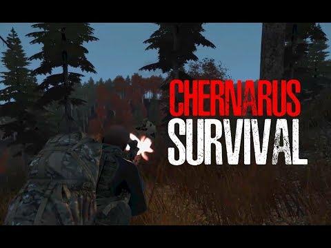 Arma 3: Exile Dayz - AWG Chernarus Redux Server - смотреть онлайн на