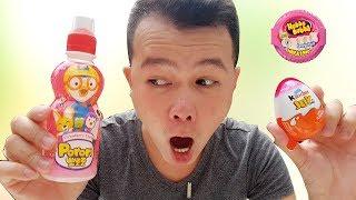 Trò Chơi Bé Vui Pororo Eggs Thiếu Nhi ❤ ChiChi ToysReview TV ❤ Đồ Chơi Trẻ Em Baby Fun SOng