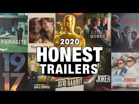 Oscaři 2020 - Upřímné trailery