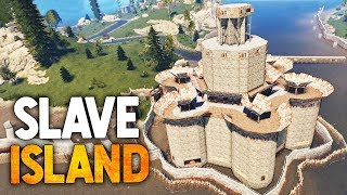 They Walled Off The ENTIRE ISLAND - Rust