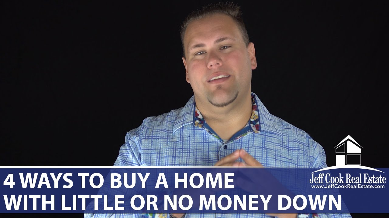 How Can You Buy a Charleston Home With No Money Down?