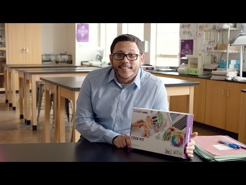 Meet Your Kit -- littleBits Education Code Kit