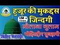 Huzur Ki Muqaddas Zindagi By Gulam Mohiuddin Subhani Sahab Full Bayan video download