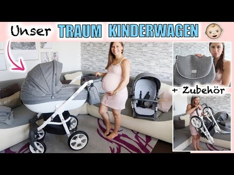 Unser KOMBI-KINDERWAGEN: VITA Denim von MyJunior | alle Funktionen | Review