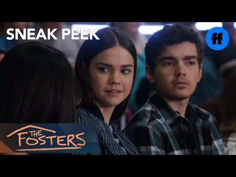The Fosters | Season 5, Episode 3 Sneak Peek: Mariana Asks For Callie's Help | Freeform