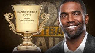 Randy Moss Names His Top 5 NFL Wide Receivers