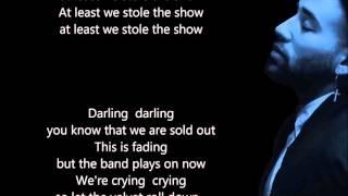 "Parson James - Stole The Show - Scroll Lyrics ""22"""