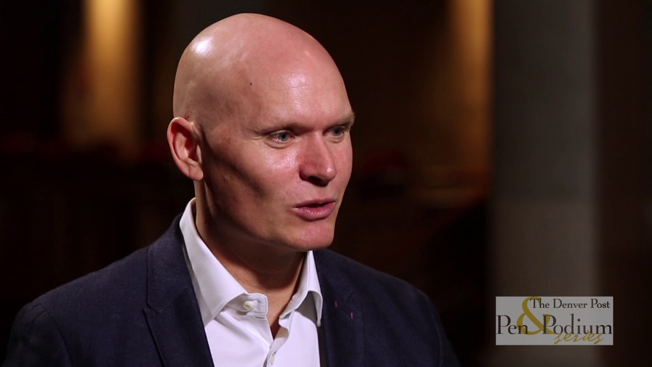 Anthony Doerr Interview