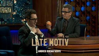 LATE MOTIV   Berto Romero. (Otro) Adorador De Los Caquis   #LateMotiv302