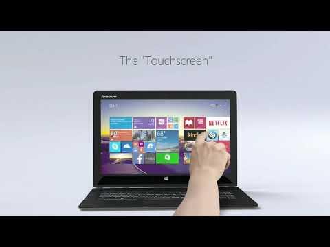 Microsoft Windows Commercial - Lenovo Yoga 3 Pro vs MacBook Air (2014)