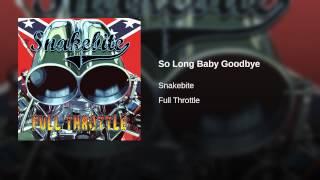 So Long Baby Goodbye