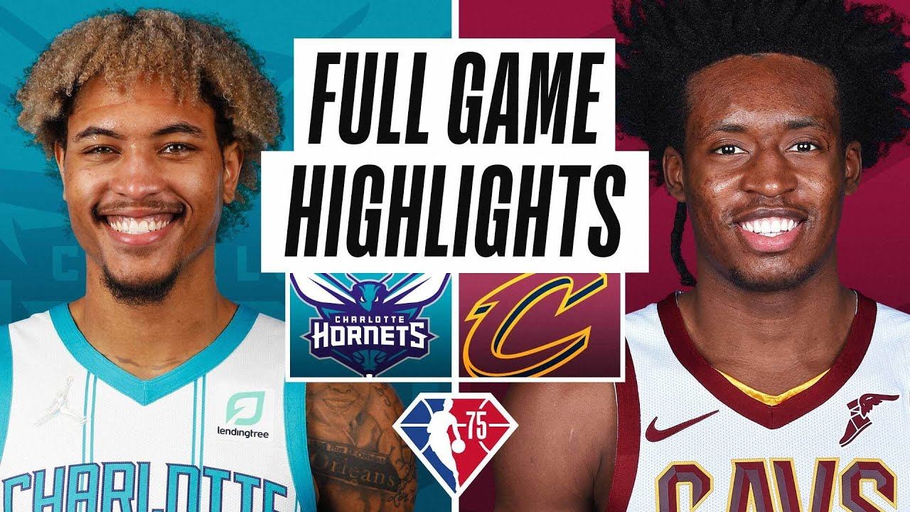 HORNETS at CAVALIERS | FULL GAME HIGHLIGHTS | October 22, 2021