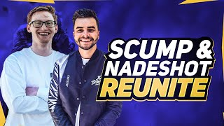 SCUMP AND NADESHOT REUNITE!! THE DUO TAKES ON THE BEST GAMEBATTLES TEAM!