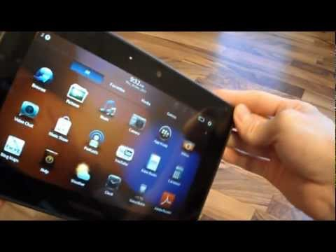 Review Playbook BlackBerry Black Berry Playbook BBM 32GB 32 GB RIM