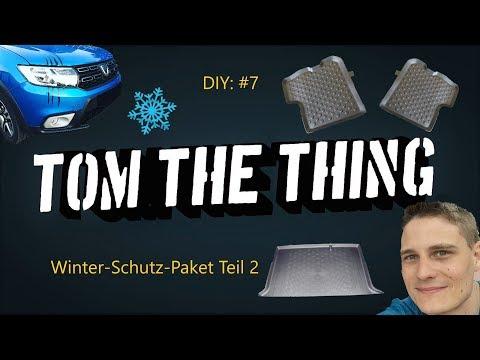 Dacia Sandero Stepway II Tutorial #7 Schutzpaket Teil 2/2