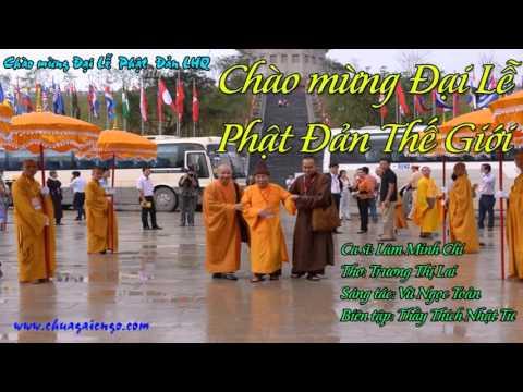 Chào mừng đại lễ Phật đản thế giới