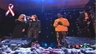 "Brian McKnight & SheDaisy ""The First Noel"" (Part 1 of 2)"
