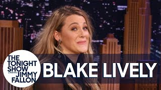 Blake Livelychats about the time she seriously injured her hand punching Jude Law during a fight scene for The Rhythm Section and got a hand therapist so gorgeous that she was afraid he might intimidate her husband, Ryan Reynolds.  Subscribe NOW to The Tonight Show Starring Jimmy Fallon: http://bit.ly/1nwT1aN   Watch The Tonight Show Starring Jimmy Fallon Weeknights 11:35/10:35c   Get more The Tonight Show Starring Jimmy Fallon: https://www.nbc.com/the-tonight-show   JIMMY FALLON ON SOCIAL Follow Jimmy: http://Twitter.com/JimmyFallon Like Jimmy: https://Facebook.com/JimmyFallon Follow Jimmy: https://www.instagram.com/jimmyfallon/   THE TONIGHT SHOW ON SOCIAL Follow The Tonight Show: http://Twitter.com/FallonTonight Like The Tonight Show: https://Facebook.com/FallonTonight Follow The Tonight Show: https://www.instagram.com/fallontonight/ Tonight Show Tumblr: http://fallontonight.tumblr.com   The Tonight Show Starring Jimmy Fallon features hilarious highlights from the show, including comedy sketches, music parodies, celebrity interviews, ridiculous games, and, of course, Jimmy's Thank You Notes and hashtags! You'll also find behind the scenes videos and other great web exclusives.   GET MORE NBC NBC YouTube: http://bit.ly/1dM1qBH Like NBC: http://Facebook.com/NBC Follow NBC: http://Twitter.com/NBC NBC Instagram: http://instagram.com/nbctv NBC Tumblr: http://nbctv.tumblr.com/   Blake Lively SeverelyBroke Her Hand Punching Jude Law http://www.youtube.com/fallontonight  #FallonTonight #BlakeLively #JimmyFallon