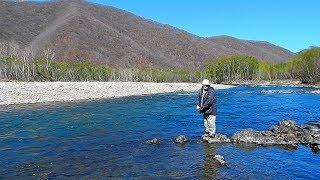 Рыбалка на реке киевка приморского края