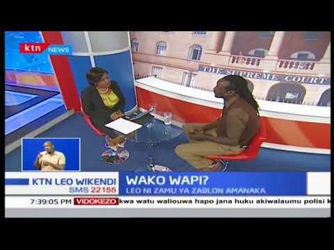 Wako wapi? Mwanasoka wa zamani, Zablon Amanaka
