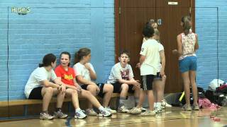 Netball   Introduction To High 5