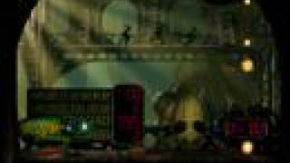 Oddworld: Abe's Exoddus - Farting at the Boiler