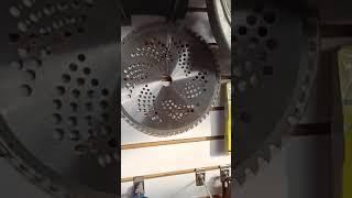 Диск триммера от компании Турлин888 - видео