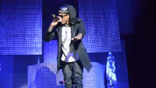 """TheTrophyLife.Net Exclusive: August Alsina Opens With """"Work"""""""
