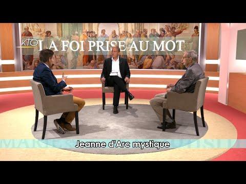 Jeanne d'Arc, mystique