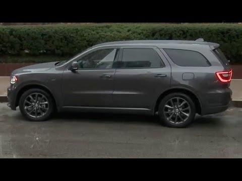 2014 Dodge Durango review