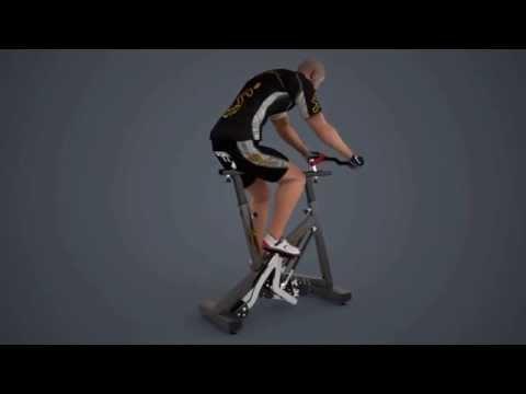 Potenziamento delle gambe nel ciclismo