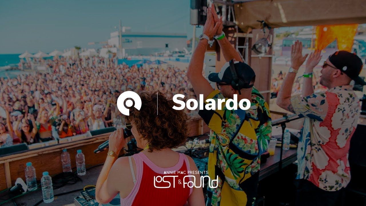 Solardo - Live @ Lost & Found 2018 Beach Party