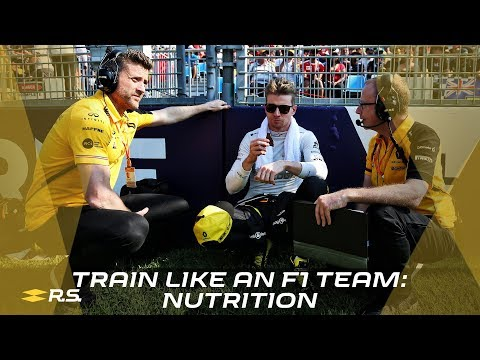 Train like an F1 Team: Nico on Nutrition